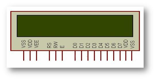 TECHNOLOGY: LCD display using PIC