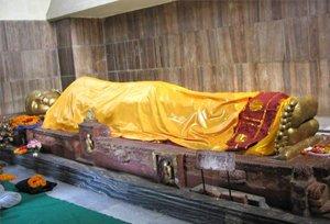 Kushinagar Gautam buddh