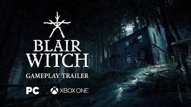 blair witch 2019 gameplay trailer bloober team survival horror pc xb1