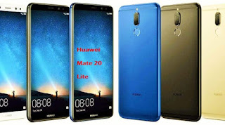 Soon the companionship volition launch Huawei Mate  Huawei Mate twenty Lite is launched inwards Poland