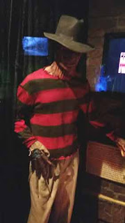 A Nightmare On Elm Street At The Hollywood Museum