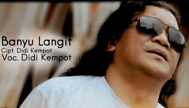 Arti Lirik Lagu Didi Kempot Banyu Langit