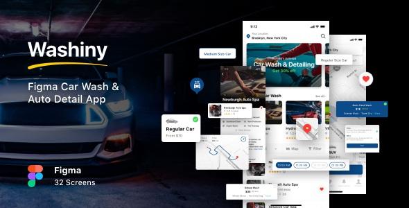 Best Car Wash & Auto Detail App