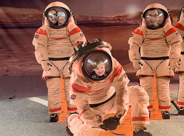 Mars Exploration Celebration