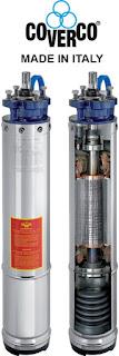 bơm hỏa tiễn coverco, hỏa tiễn coverco, máy bơm hỏa tiễn coverco italy, coverco pump