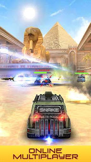 Overload Online Car Battle Mod APK