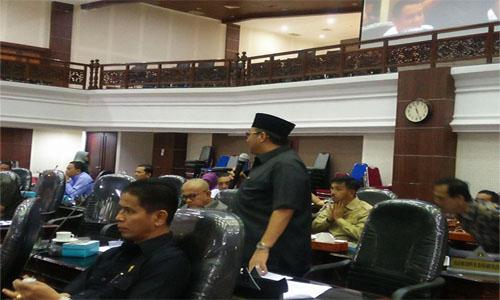 Desrio Putra : Untuk Unsur Pimpinan, Sekretariat Telah Menyurati DPP Partai Politik Pemenang Pemilu