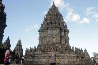 Candi Prambanan 9