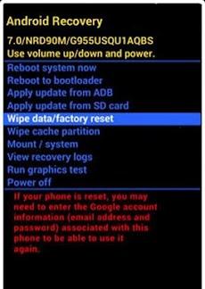 Cara Masuk Recovery Mode untuk Reset Ponsel Android