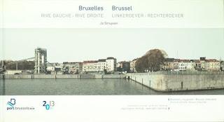 Couverture du livre Bruxelles Rive gauche - Rive droite de Jo Struyven