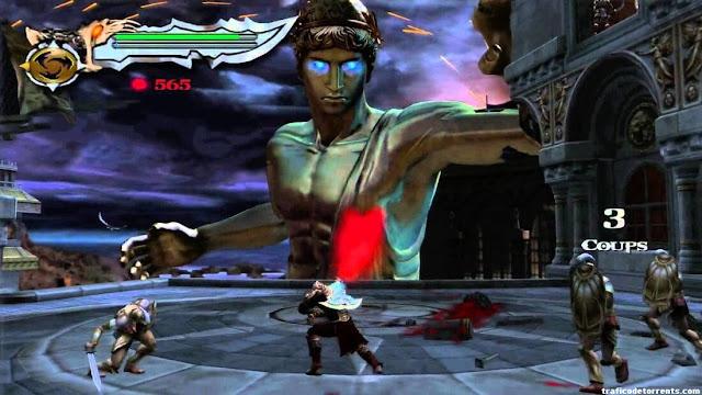 Imagem do God of War 2