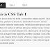 Cara Membuat Tab View dengan CSS3 Murni