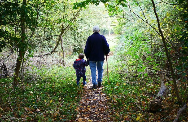 Orang Tua yang Dihormati dan Dihargai Jadi Lebih Panjang Umur, Belajar Sampai Mati, belajarsampaimati.com, hoeda manis