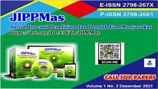 Informasi Pengiriman Artikel ke Jurnal JIPPMas