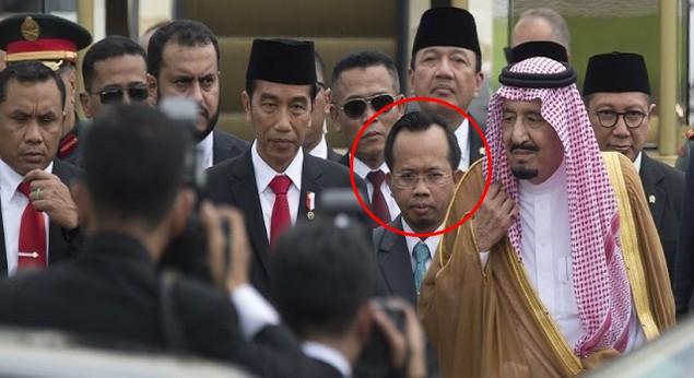 Sosok yang Ditunjuk Sebagai Penerjemah Raja Salman, ternyata Juga Peserta Aksi Bela Islam