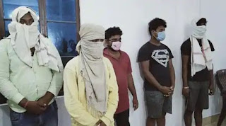 Gorakhpur: 5 accused arrested in kidnapping and murder case