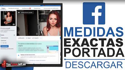 Descargar Medidas Exactas Portada Facebook - Plantilla Portada