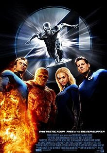 Sinopsis Film Fantastic Four: Rise of the Silver Surfer (2007)