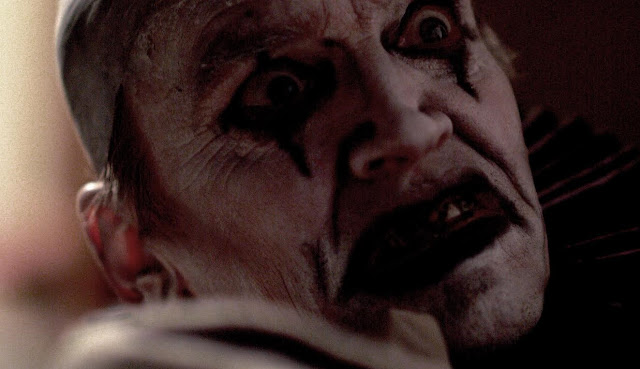 'Crepitus': Bill Moseley interpreta a un payaso inmortal come niños [Tráiler]