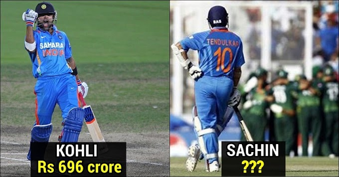 Updated List of Top Five Richest Cricketers in this year 2021