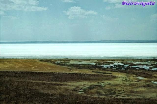 lago salato turchia Tuz Gölü