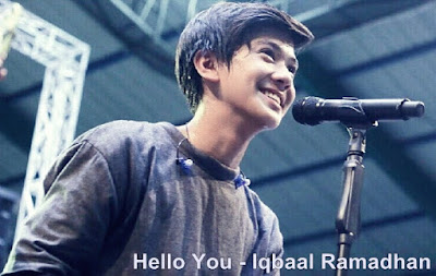 Hello You - Iqbaal Ramadhan