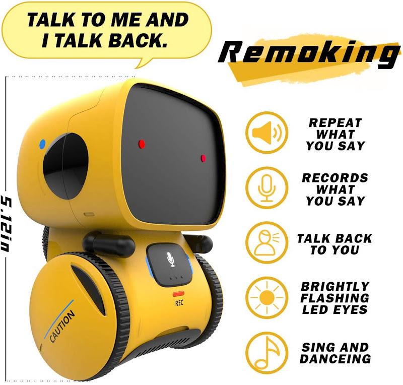 REMOKING Robot Toy