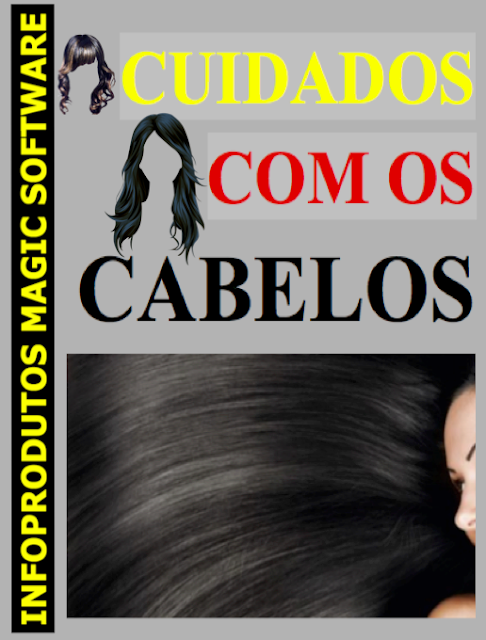 EBOOK CUIDADO COM OS CABELOS