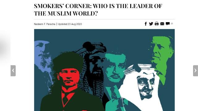 Bersaing Pimpin Dunia Islam, Negara Mana yang Pantas?