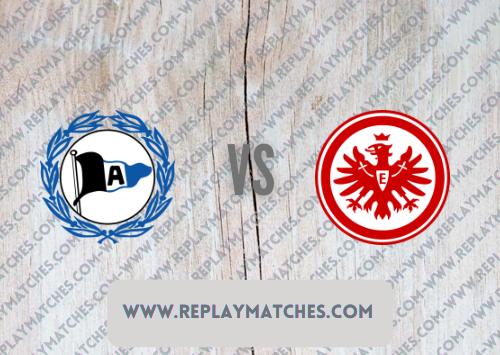 Arminia Bielefeld vs Eintracht Frankfurt -Highlights 28 August 2021