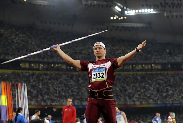 Айнарс Ковалс (Ainārs Kovals) олимпиец сборной Латвии