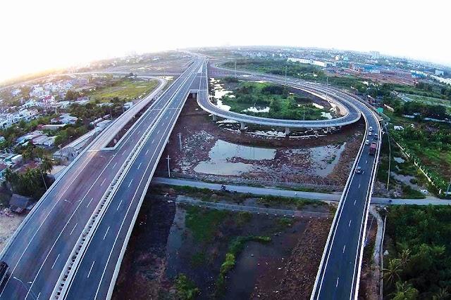 Hoàn thiện giao thông để thúc đẩy cơ hội bất động sản mới