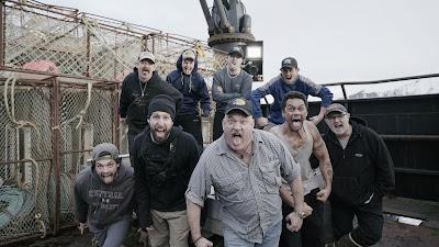 """Steve """"Harley"""" Davidson entra para a frota alegando ser o único a conhecer local exato de reserva gigantesca de caranguejos reais - Divulgação"""