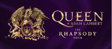 QUEEN & ADAM LAMBERT announce 2020 UK & Europe 'Rhapsody' Tour