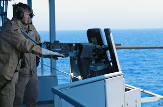 مساعي وجهود أمنية مشددة من قبل بريطانيا لمنع وصول الأسلحة والذخيرة إلى الجماعات المتطرفة في ليبيا