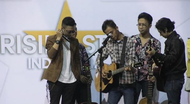 Kemeriahan Audisi Pertama Rising Star Indonesia 2018 di Bandung
