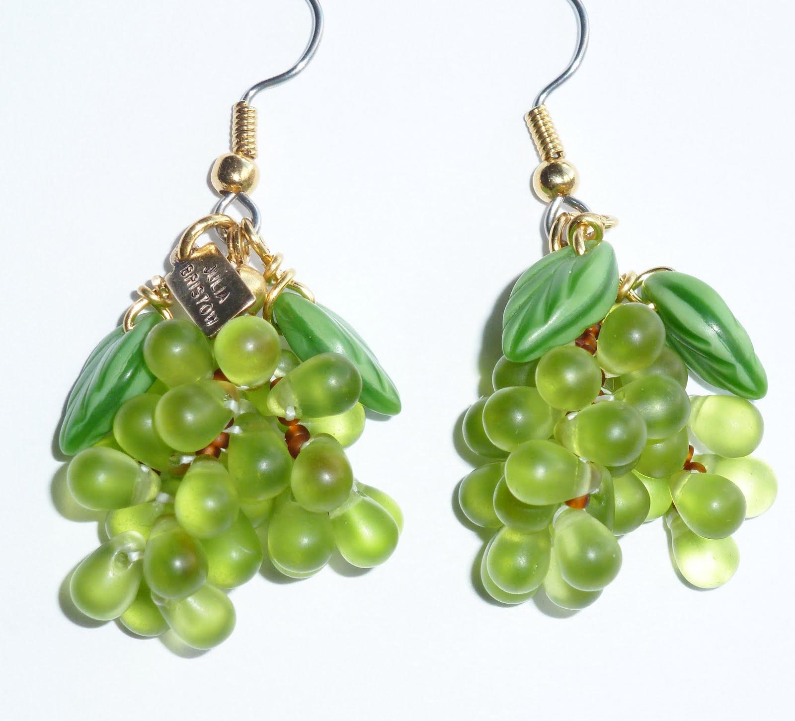 Julia Bristow Jewelry: Julia Bristow Grape Cluster ...