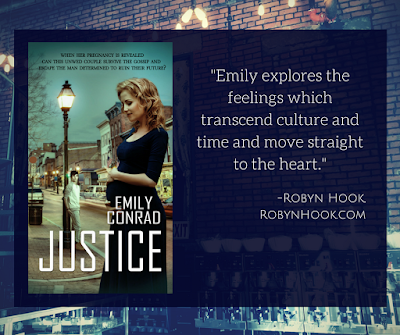 Justice, a thoughtful Christian romance