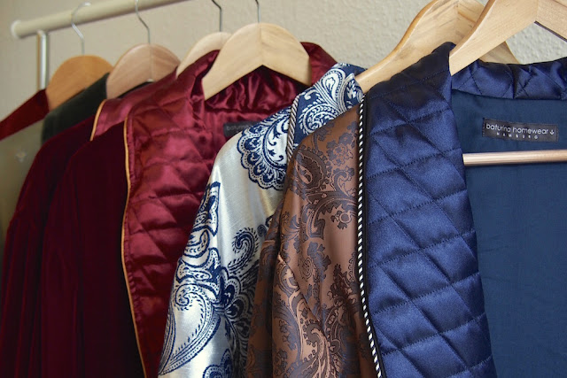 mens luxury dressing gowns gentleman robes quilted silk velvet traditional english style