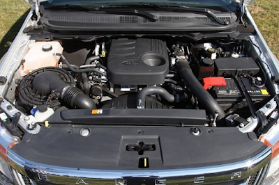 Foto Mesin Ford Ranger T6 2.2 Liter