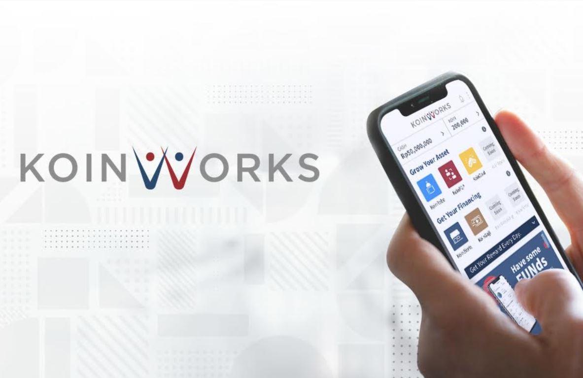 KoinWorks Resmi Tercatat di OJK IKD, Kukuhkan Diri Sebagai Super Financial App