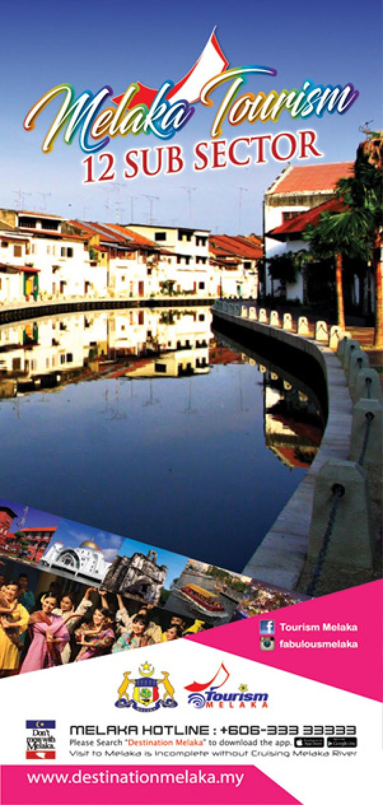 MELAKA TOURISM 12 SUBSECTORS - ENGLISH VERSION