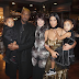 More photos of Kim Kardashian & her family at her Mum's annual Christmas party