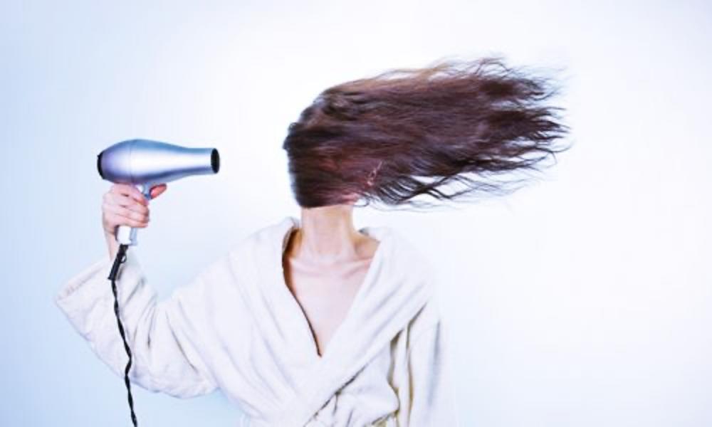 Haarfehler - Haare verbrennen