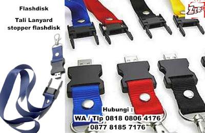 Jual Flashdisk Tali Lanyard / stopper flashdisk