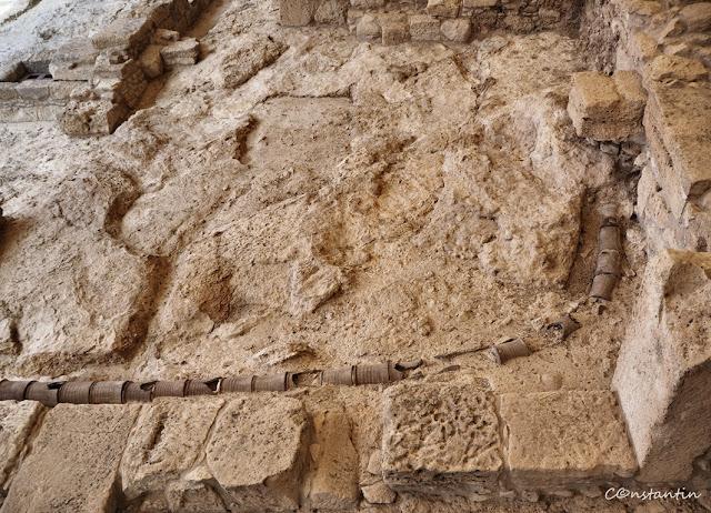 Kourion - Bãile romane(II) - blog FOTO-IDEEA