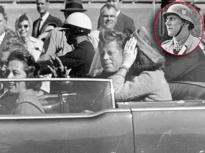 Otto Skorzeny Nazi CIA assassination JFK ratlines Dallas Odessa crime politics coup