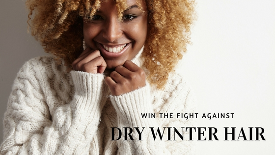 Win The Fight Against Dry Winter Hair
