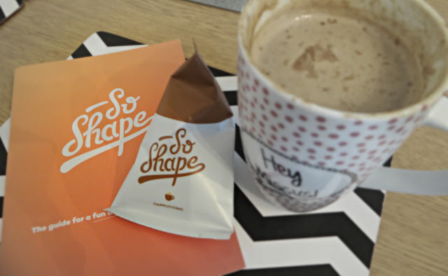 So Shape Cappuccino Flavour Smart Meal