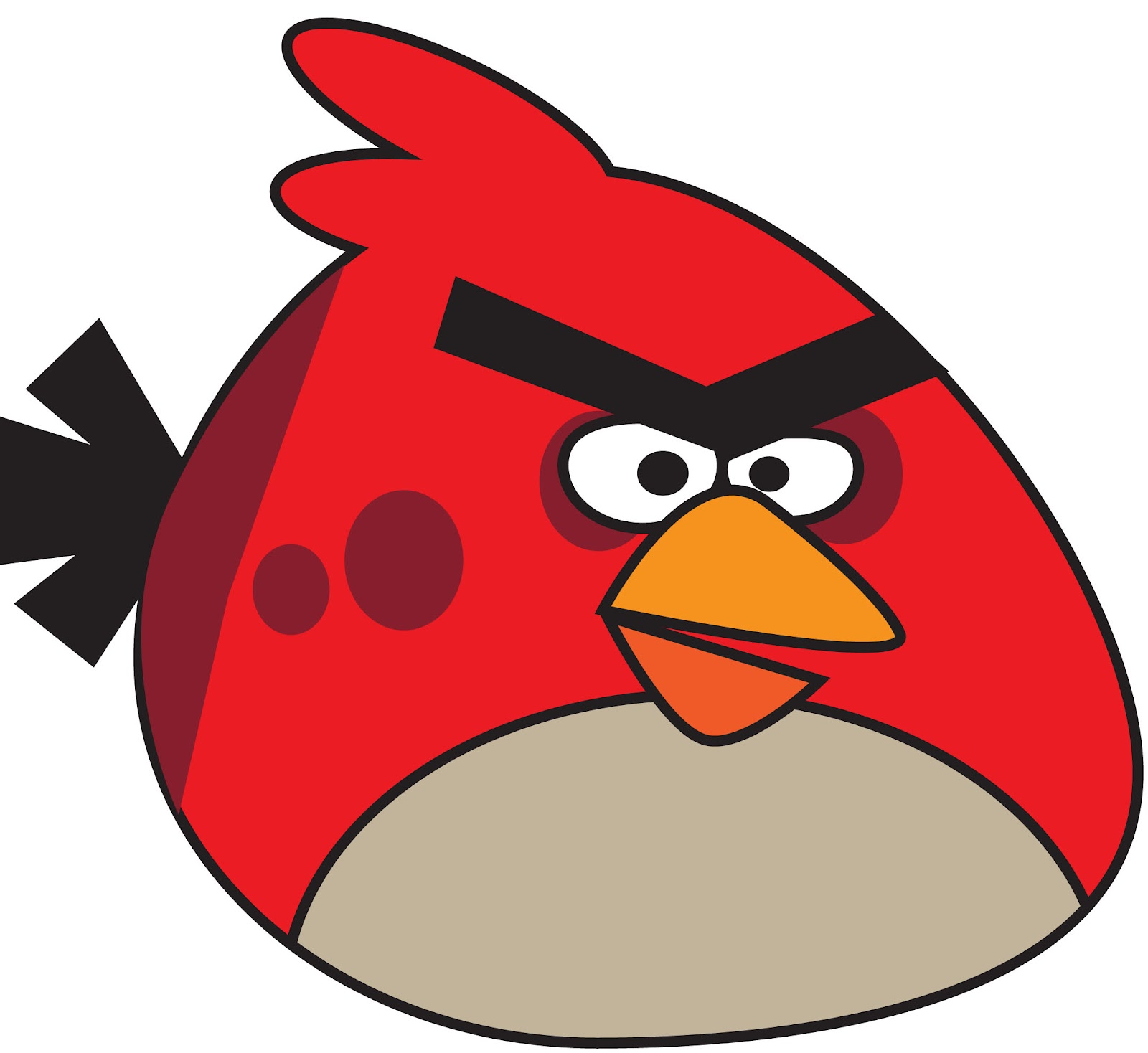 ART 141-M/W: Angry Birds in Illustrator